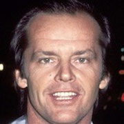 Jack Nicholson(middle-age)