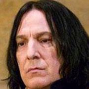 Alan Rickman(middle-age,Harry Potter)