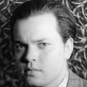 Orson Welles(young)