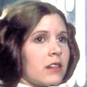 Carrie Fisher(young)