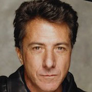Dustin Hoffman(middle-age)