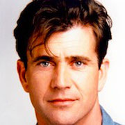 Mel Gibson(young)
