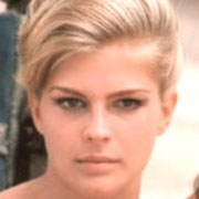 Candice Bergen(young)