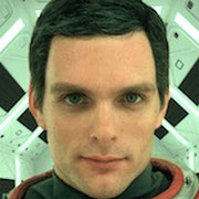 Keir Dullea(young)