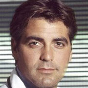 George Clooney(young)