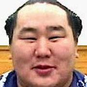 朝青龍明徳(若い頃)