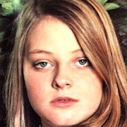 Jodie Foster(very young)