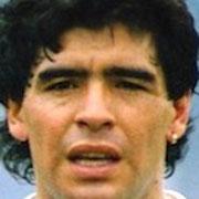 Diego Maradona(young)