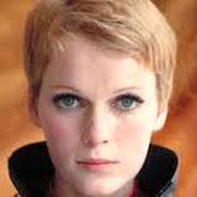 Mia Farrow(young)