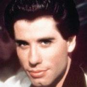 John Travolta(young)