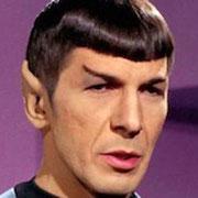 Leonard Nimoy(Spock)(young)