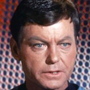 DeForest Kelley(middle-age)