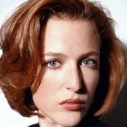Gillian Anderson(young)