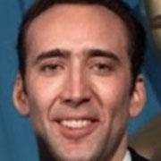 Nicolas Cage(young)