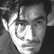 三船敏郎(とても若い頃)