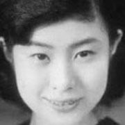 中村玉緒(とても若い頃)