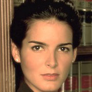Angie Harmon(young)