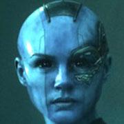 Karen Gillan(Nebula)
