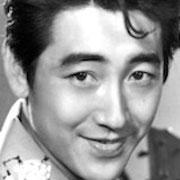 鶴田浩二(若い頃)