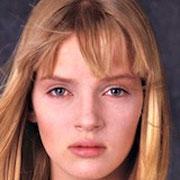 Uma Thurman(young)