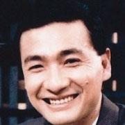 久米宏(若い頃)