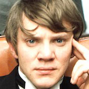 Malcolm McDowell(young)