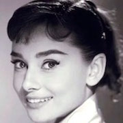 Audrey Hepburn(very young)
