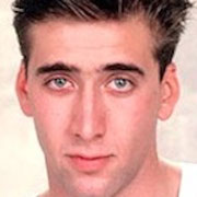 Nicolas Cage(very young)