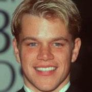 Matt Damon(young)