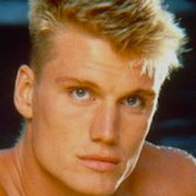 Dolph Lundgren(young)