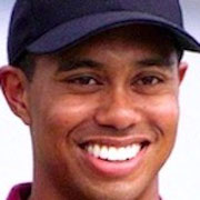 Tiger Woods(young)