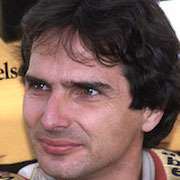 Nelson Piquet(young)