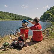 Fischlehrpfad am Eixendorfer See