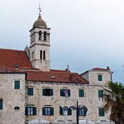 Die Kirche Sveti Frane