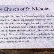 St. Nicholas auch im Bild . . .