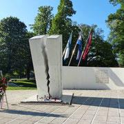 Denkmal für die kroatischen Verteidiger im Unabhängigkeitskrieg