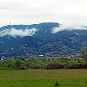Im Einzugsgebiet von Zagreb sieht es aus wie am Rande von Heidelberg