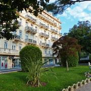Unser Hotel, Meerseite