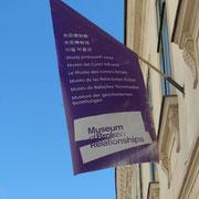 Ein besonderes Museum: das Museum der gescheiterten Beziehungen