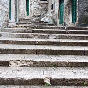 Einige der 2800 Treppenstufen :)