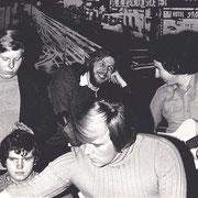 Gitarrist, Howard Carpendale, 1969 bis 1973