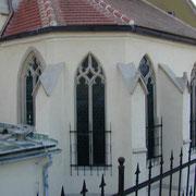 Kirche Schönberg - Nachher