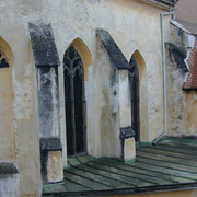 Kirche Schönberg - Vorher