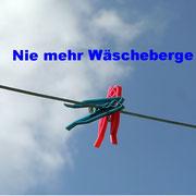 Wäscheberge vermeiden - Wie wasche ich weniger Wäsche