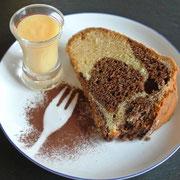 Eierlikörkuchen Marmorkuchen