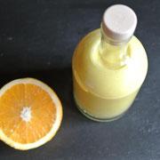 Orangen-Eierlikör Thermomix