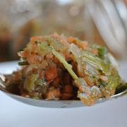 Feine Suppenbasis: Gemüse haltbar machen