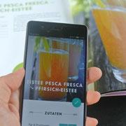Rezepte sammeln und erstellen mit dem Smartphone mit Rezepte-Apps