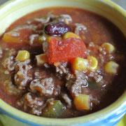 Chili-Con-Carne für die Party und fürs Büro