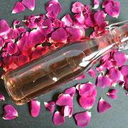 Rosenblütensirup selbst gemacht